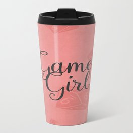 Gamer Girl Travel Mug