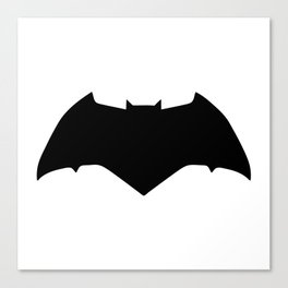 Bat Knight 3 Canvas Print