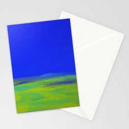 Abstract No 308 By Chad Paschke Stationery Cards