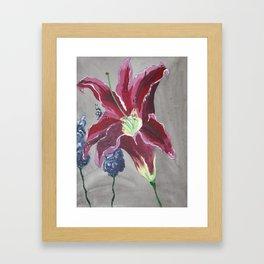 Flowers 5 Framed Art Print