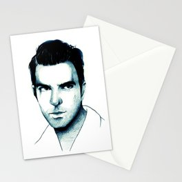 Zachary Quinto Stationery Cards