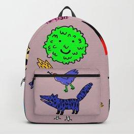 Sheeshi Friends Backpack