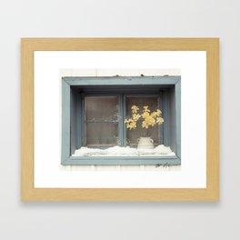 Spring Memories Framed Art Print