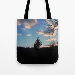 UNIQUE IN THE FOREST Tote Bag