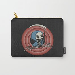 That's All Folks! Carry-All Pouch
