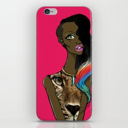 Made In ZA iPhone Skin