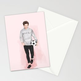 Louis British Rogue Stationery Cards