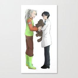 YOI/Portal: Viktuuri Canvas Print