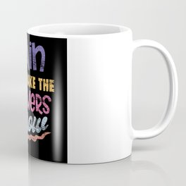 Rain Flowers Coffee Mug