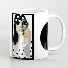 b & w Coffee Mug