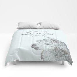 Daddy Lama Comforters