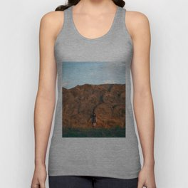 heyloft sunset Unisex Tank Top