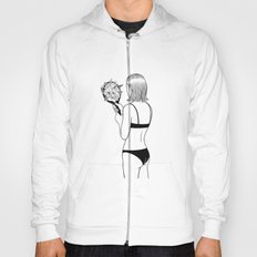 Fall in love with myself first Hoody