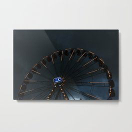 The wheel of life Metal Print