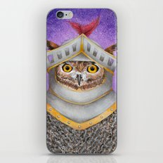 Knight Owl iPhone & iPod Skin