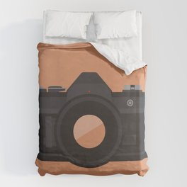 Camera Series: AE-1 Duvet Cover