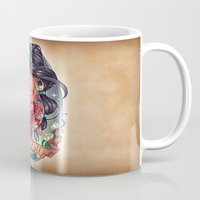 blood Mugs featuring Royal Blood by Tim Shumate
