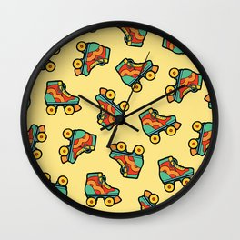 Get your skates on! Wall Clock
