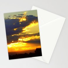 Sunset Splendor Stationery Cards