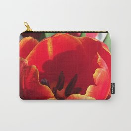 The Tulips. Carry-All Pouch
