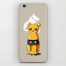 Matryoshka Monster iPhone & iPod Skin