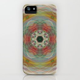 Mesmerized iPhone Case