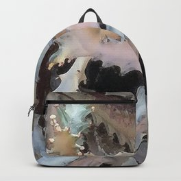 Ghost Cactus Backpack