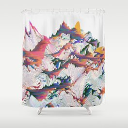 TGKŁĘ Shower Curtain