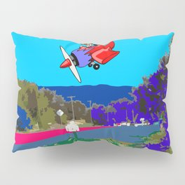 Sky Wildman Pillow Sham