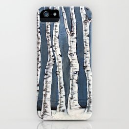 White book iPhone Case