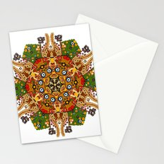 Sea Serpents Stationery Cards