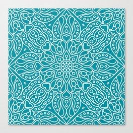 Mandala 39 Canvas Print