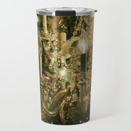 New Orleans Chandelier Travel Mug