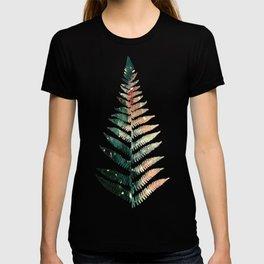 Watercolour Fern Leaf T-shirt