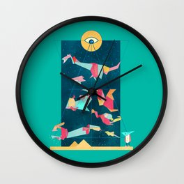 Game On! Wall Clock
