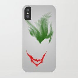 The Dark Joke iPhone Case