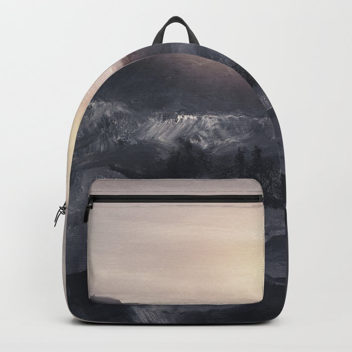 Enjoy The Silence Backpack