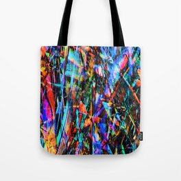 Abstract chaos. Tote Bag