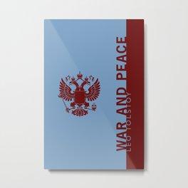 the classics .. russian eagle Metal Print