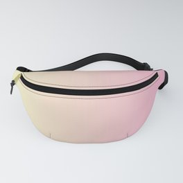 Colorful Gradient Pink 2 Fanny Pack