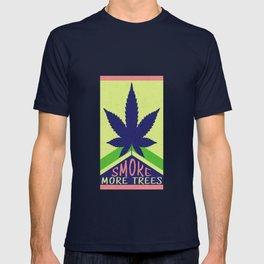 Smoke More Trees T-shirt