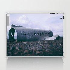 abandoned airplane Laptop & iPad Skin