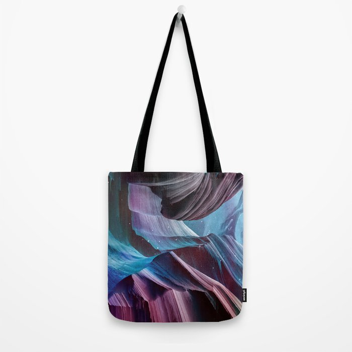 Never Seen Tote Bag