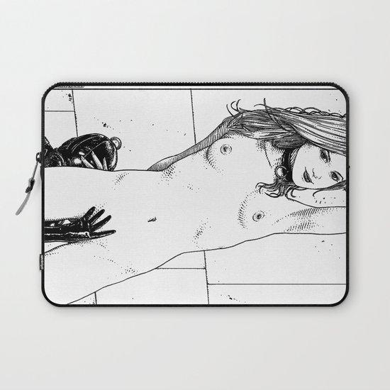 asc 689 - La dévotion (Consensual non-consent) Laptop Sleeve