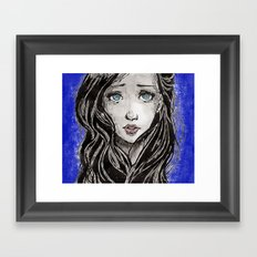 Katrina Framed Art Print