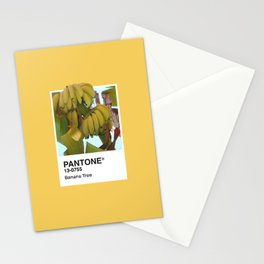 PANTONE SERIES – BANANA TREE Stationery Cards