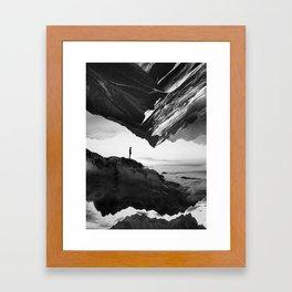 Since the moment I left Framed Art Print