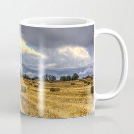 Farmland In Summer Coffee Mug