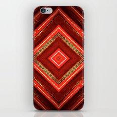 reddish colour iPhone & iPod Skin