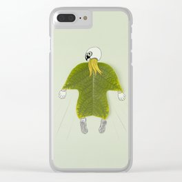 Wingsuit Flying Clear iPhone Case